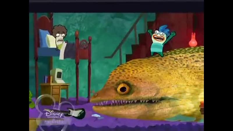 Рыбология Fish Hooks 1x01