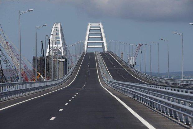 Крымчане показали, как на самом деле выглядит Крымский мост. Там хоть кто-то бывает?