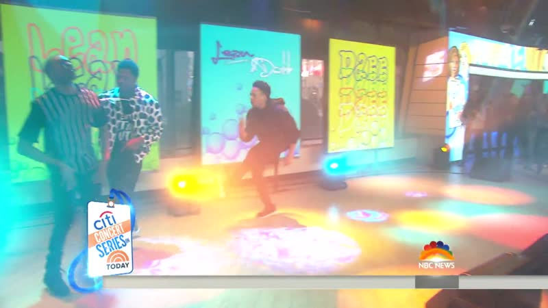 IHeartMemphis – «Lean Dab» - (Live on Today Show 2016)