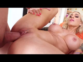 Sarah jessie - milf seduces younger guy to fuck her butthole [2019, anal, ass to mouth, milf, big tits, deepthroat, plug, 1080p]