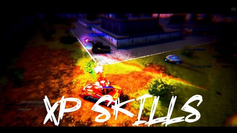 XP Skills l TANKI ONLINE