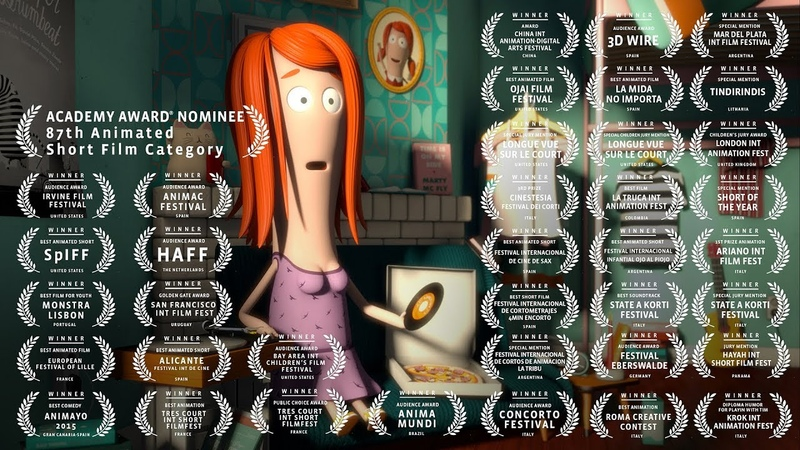A Single Life Oscar Nominated Animated Short