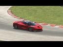 Assetto Corsa: Ferrari - LaFerrari (Magione / hot lap) T500RS