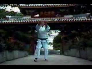 Kimo Wall Sensei TENSHO at Shuri no Mon