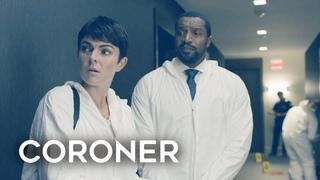 """Coroner Episode 2, """"Bunny"""" Preview"""