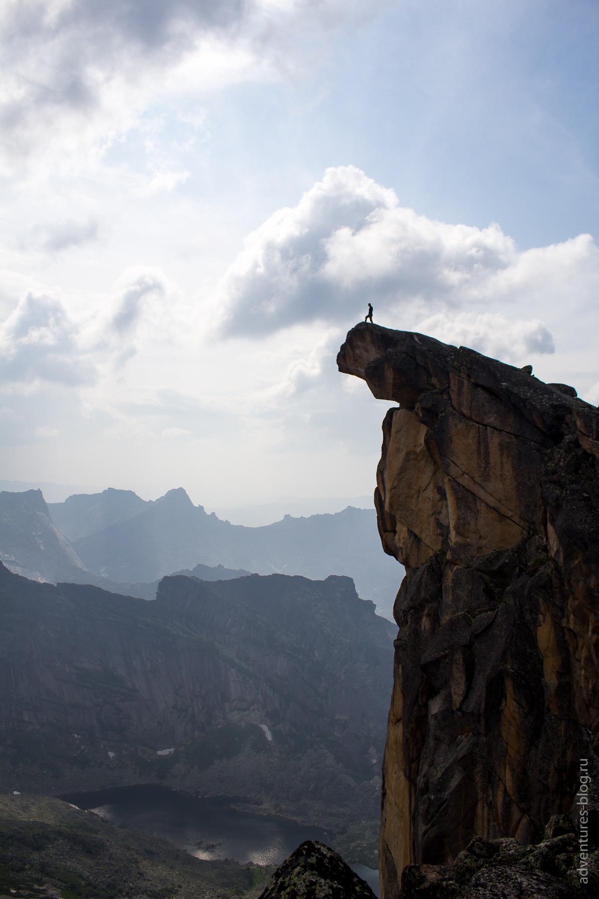 На вершине Зуба Дракона