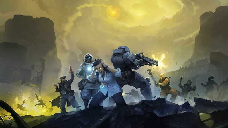 Encased: A Sci-Fi Post-Apocalyptic RPG [2] RUS - 2019