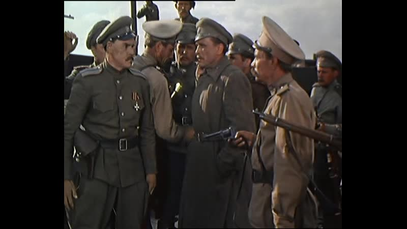 Тихий Дон 1957 Дезертир пропагандист