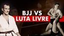 The Story of Brazilian Jiu Jitsu vs Luta Livre