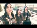 Three Georgian girls singing wonderfully in the village Dagli Dagli Doggie Ugli daagli dalalo