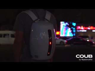Keeback - backpack by hyper - cyberpunk 2077
