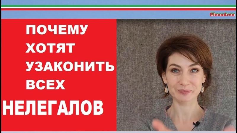 Санатория 2020 ВНЖ всем нелегалам Видео № 174