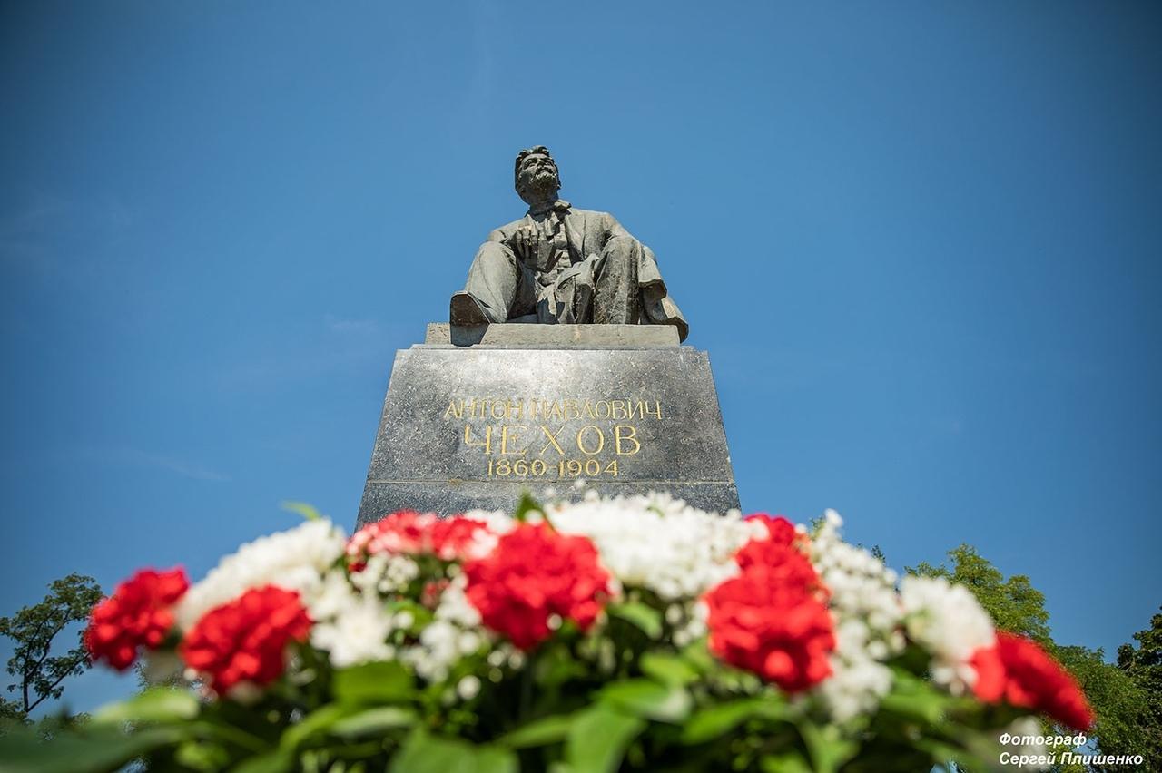 В Таганроге на день рождения Чехова отведено аж 12 дней!