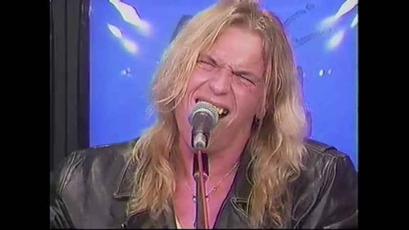 Pretty Maids - Please Don't Leave Me / Savage Heart (acoustic)