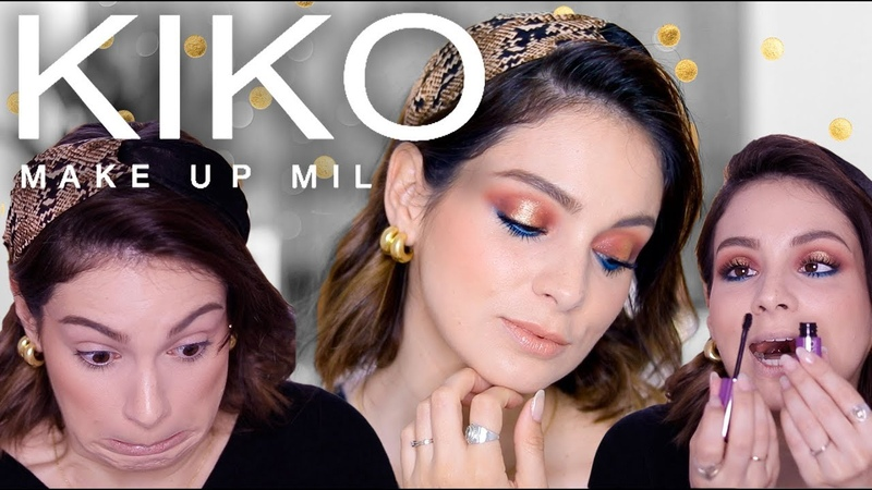 Merece la pena Kiko Full makeup primeras impresiones