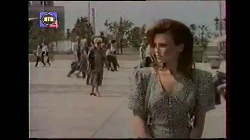 Татьяна Снежина Патефон телеконкурс О войне и обо мне Новосибирск 1994 г