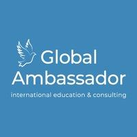 Логотип Языковая школа Global Ambassador
