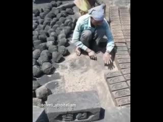 Ручное производство из глины и земли