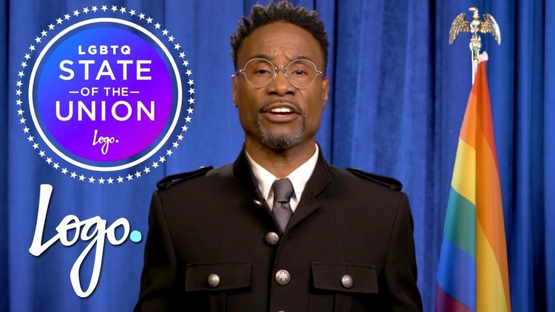 LGBTQ State of the Union w Billy Porter Logo TV