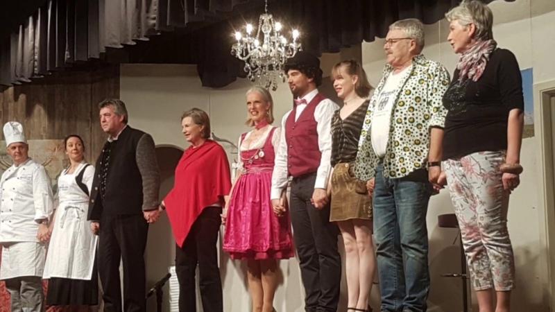 Theater-Verein Reit im Winkl ~ italienische Zuaständ @ Festsaal R.i.W. 9.01.20 ® HKH © 3w.LosRein.de
