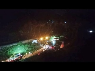 air india express crash passenger recorded video