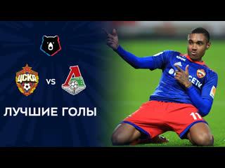 ЦСКА  Локомотив | Лучшие голы противостояния