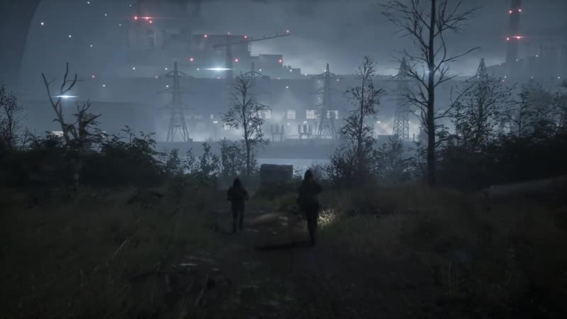 Chernobylite. Чернобылит . Gamescom 2019 .Nuclear Power Plant Heist Gameplay Trailer трейлер. 2019 .года.