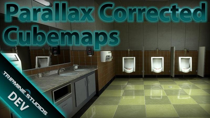 Parallax Corrected Cubemaps | Operation Black Mesa Guard Duty