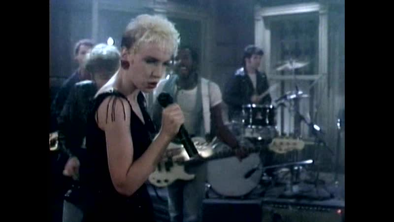 794) Eurythmics - Would I Lie To You 1985 (Genre Pop Rock) 2019 (HD) Excluziv Video (A.Romantic)