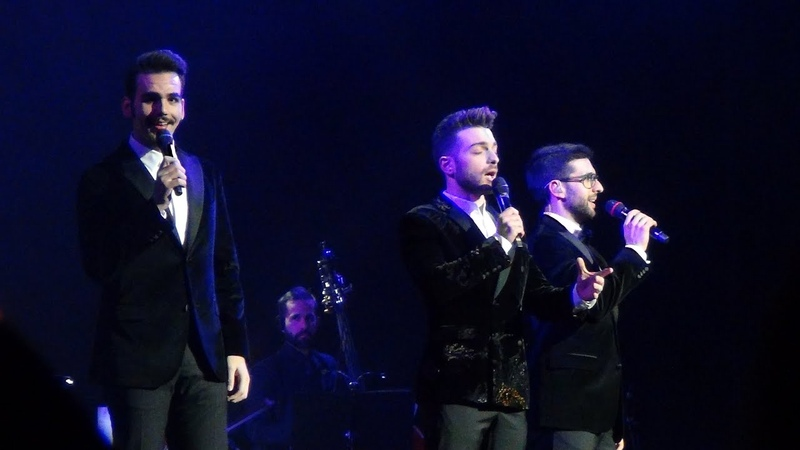 IL Volo Arrivederci Roma My way duet by Gianluca and Piero Feb 6 2020 The best of 10 years