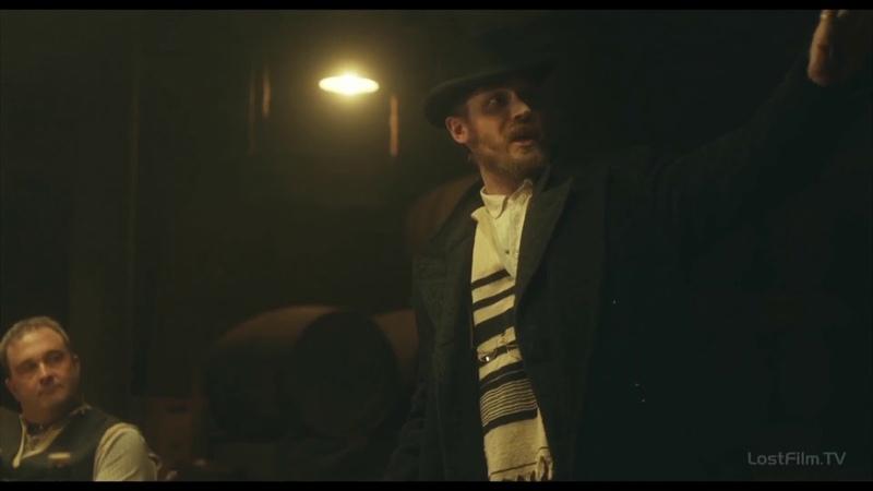 Альфи Соломонс напал на Артура Шелби