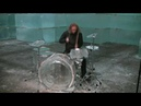 Hellacopters drummer trashes ice drum set - Part 1 2