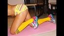 Упражнение для бедер спереди и ягодичных мышц KatyaEnergy
