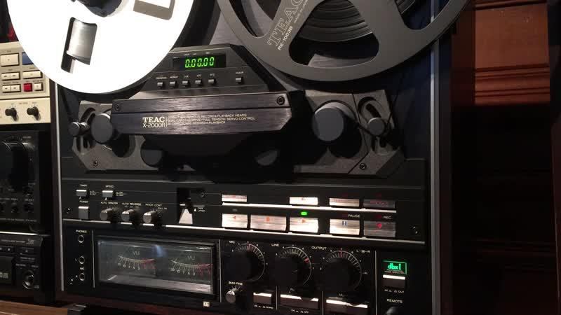 Teac X 2000R Audiophille Reel to Reel Tape Deck
