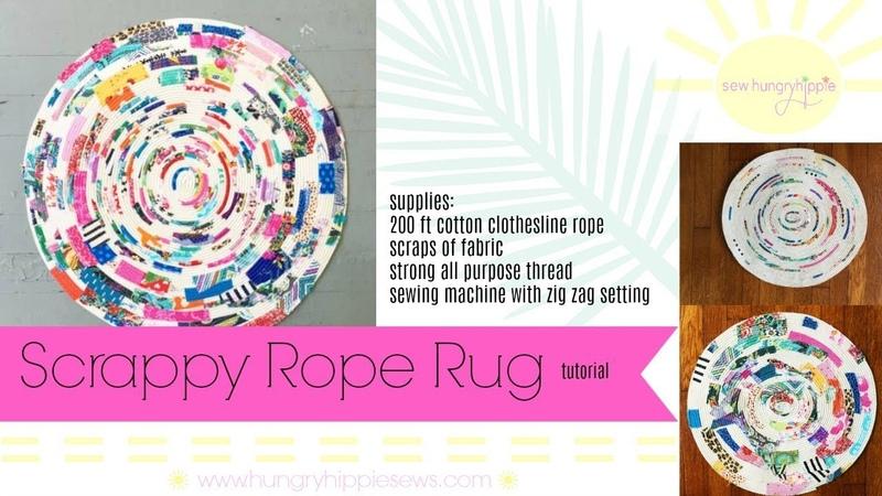 Rope Rug Tutorial