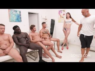 Evelina darling [pornmir, порно вк, new porn vk, hd 1080, russian, anal, gangbang, dp, anal creampie, gape]