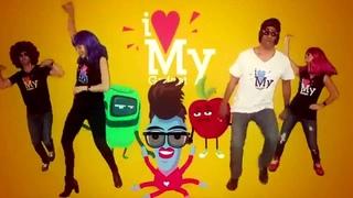M&S - I Love My Gadget - official song - lyrics