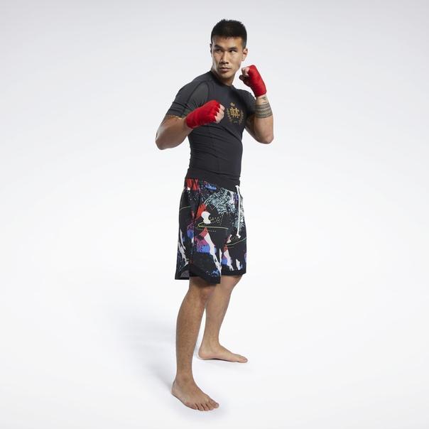 Боксерские шорты Combat