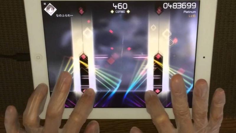 【最高難度Lv.16】Platinum(Special) All Max Perfect!! 1000000pts.【VOEZ】