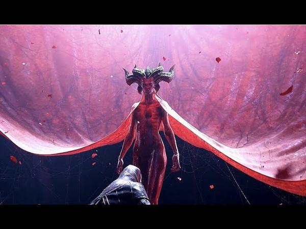 DIABLO 4 Official Lilith Cutscene