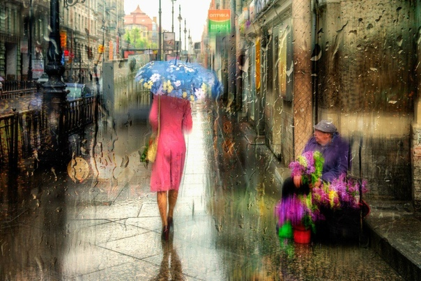 Прелесть дождя