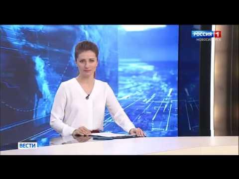 Начало Вести Новосибирск в новой студии сюжет Россия 1 06 04 2020