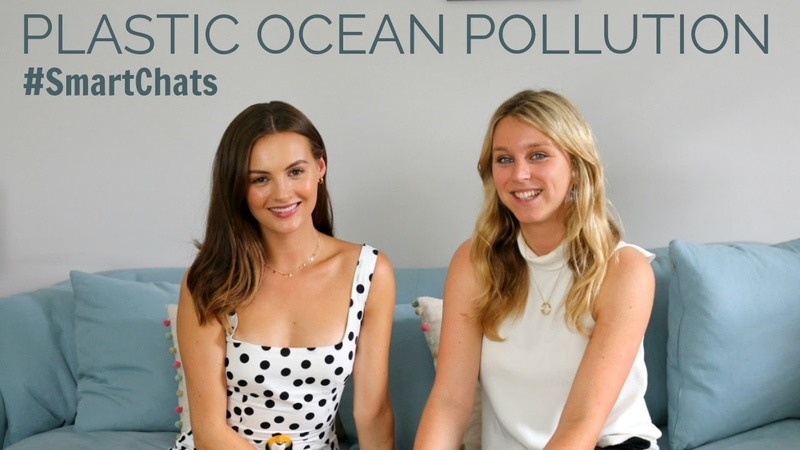 Ad PLASTIC POLLUTION FROM BEAUTY PRODUCTS | SmartChats with Plastic Oceans