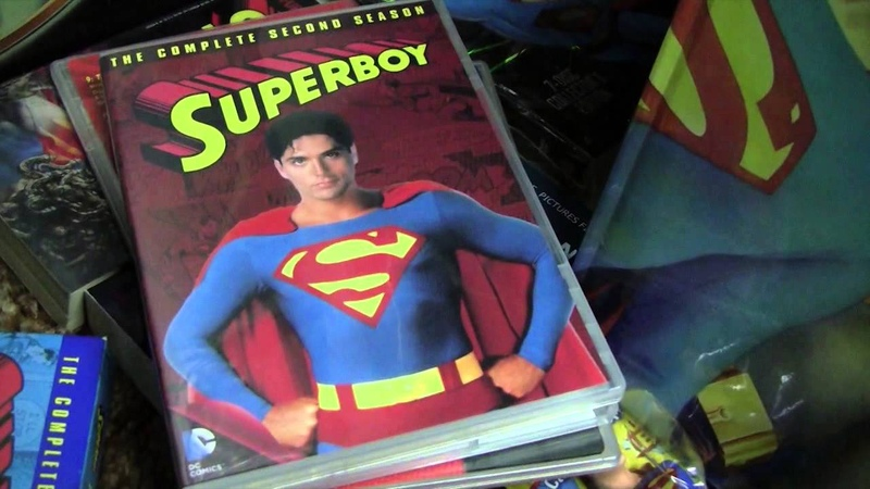 SUPERBOY THEATER DVD REVIEWS (Ep. 1) - SEASON 2 (SUPERBOY THE TV SERIES)