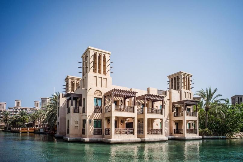 Обзор курорта Джумейра (ОАЭ), изображение №4