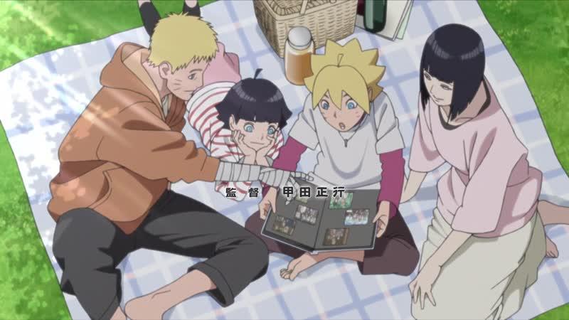 [AniDub] Боруто: Новое Поколение / Boruto: Naruto Next Generations [124 из ххх] [Sergei Vasya и Lelik_time]