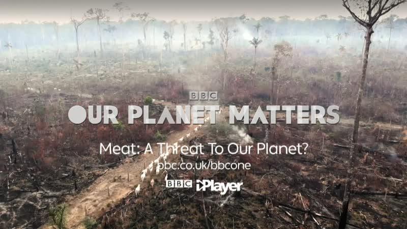 BBC present Мясо угроза нашей планете Meat A Threat to Our Planet Trailer 2019