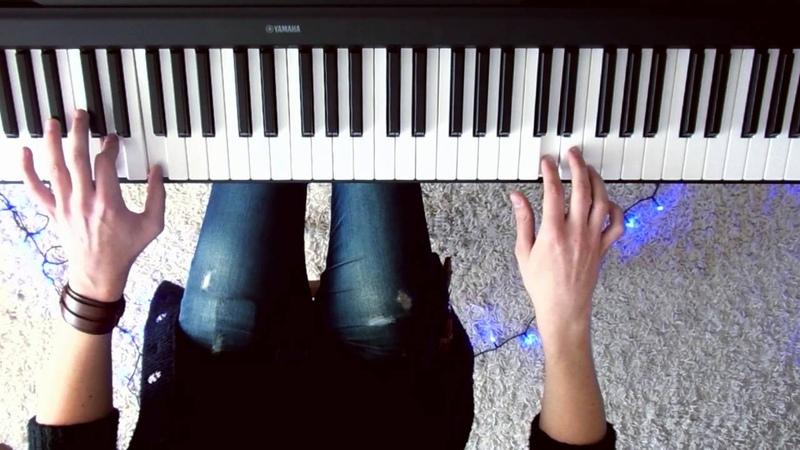 Sadness by IDAY Piano Cover by Igor Komar