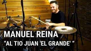 """Meinl Cymbals - Manuel Reina - """"AL TIO JUAN 'EL GRANDE' """""""