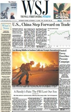 The Wall Street Journal - 12.10.2019 - 13